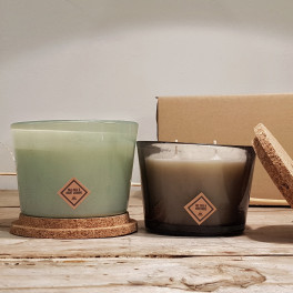 CANDLE DUO FOR SPECIAL DAYS