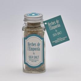 Herbes de l'Empordà -Mediterranean Sea Salt